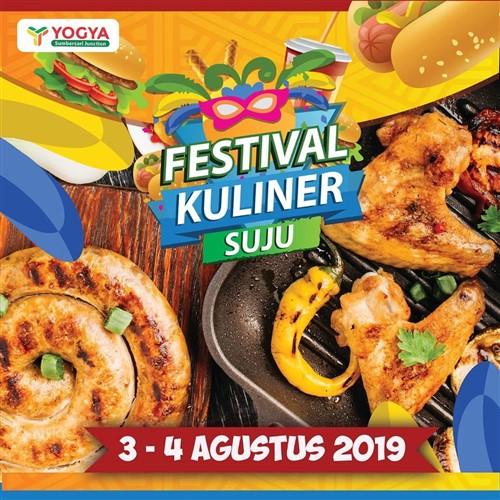 Festival Kuliner Suju Eventbandung